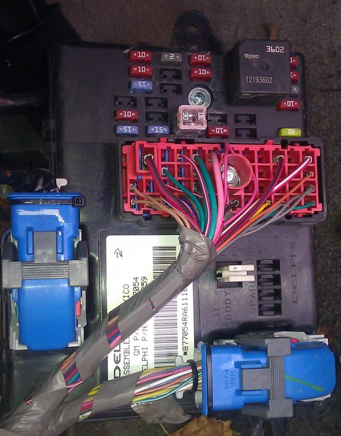 dash  running lights blowing fuses page  chevy