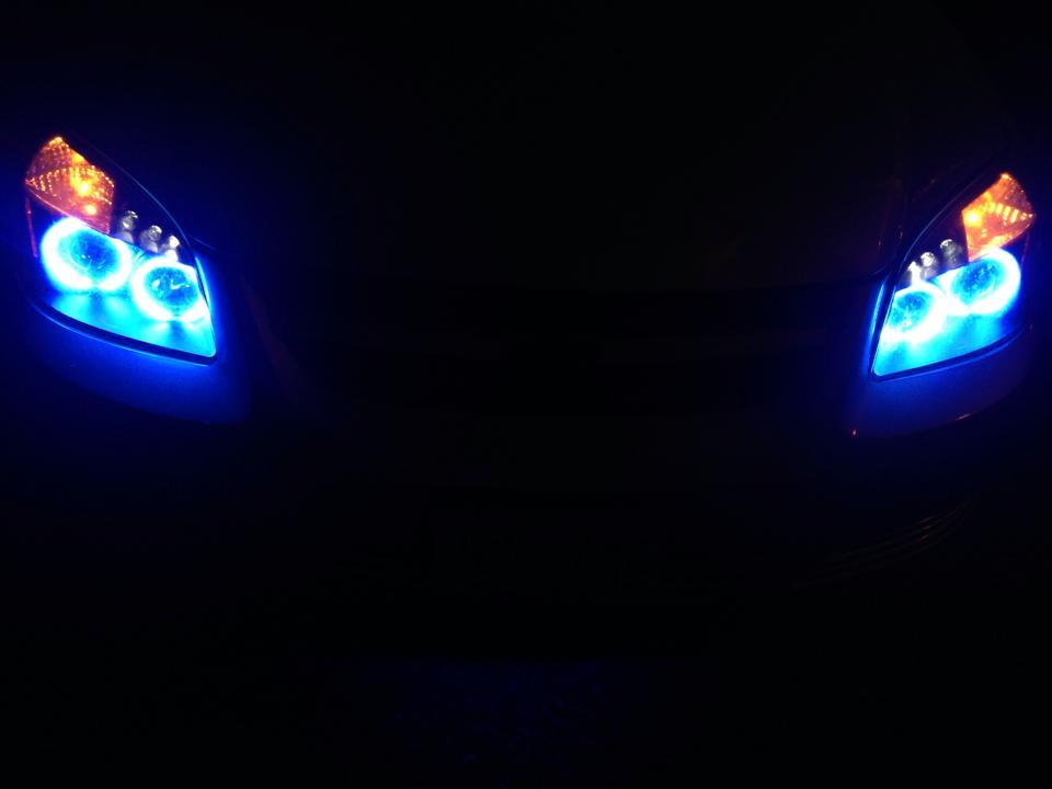 Projector Headlights with HIDs - Chevy Cobalt Forum / Cobalt