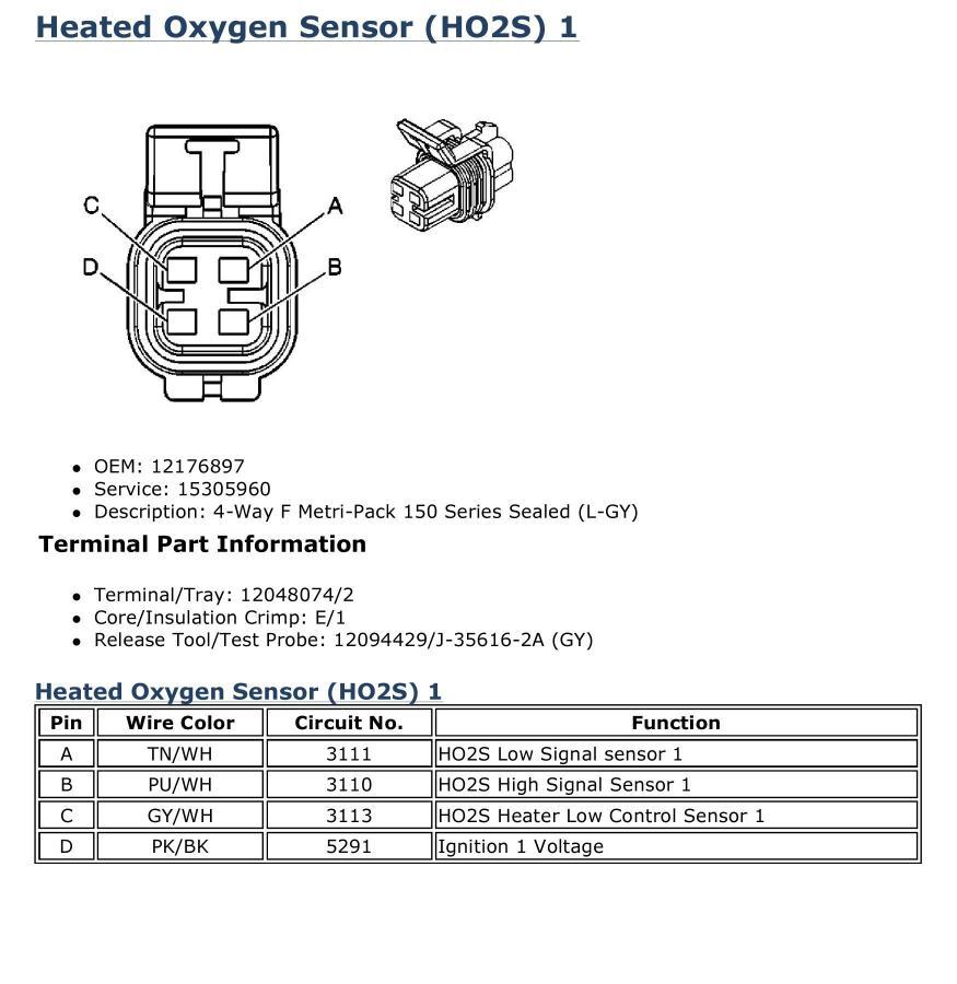 o2 sensor wiring diagram 2006 cobalt online wiring diagram. Black Bedroom Furniture Sets. Home Design Ideas