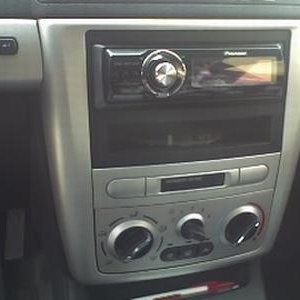 Pioneer Head Unit it came with my car