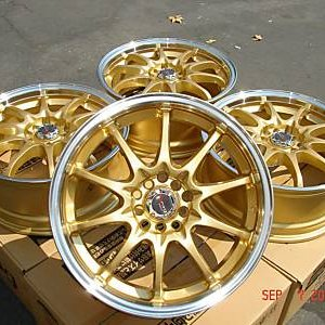 the rims i want to put on