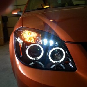 Excuse the finger at the top but these new Spec-D headlights were a good investment