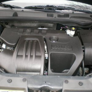 Engine of my cobalt